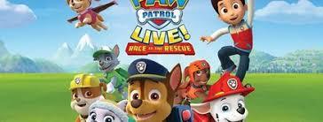 paw patrol live race rescue hobby center houston 9