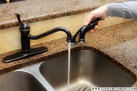 how to install a new kitchen faucet replacing my kitchen faucet its overflowing