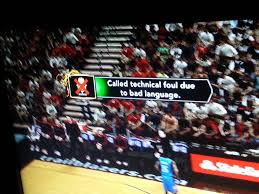 i was playing nba 2k13 and got angry at the ai when this happened