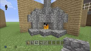 minecraft fireplace ideas and tutorial youtube
