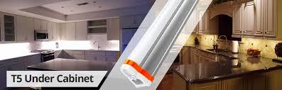 kitchen cabinet lighting uk t5 led cabinet lights t8 t5