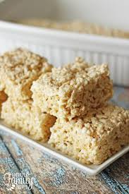 easy rice krispie treats recipe favorite family recipes