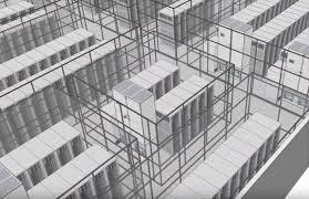 data center virtual tours u0026 server room maps concept3d
