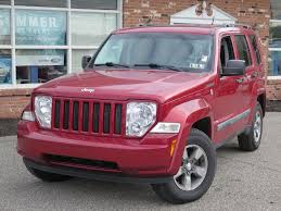 used jeep liberty 2008 used 2008 jeep liberty for sale edinboro pa