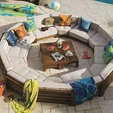 canapé de jardin design meubles de jardin design qui donnent envie de rester dehors salons
