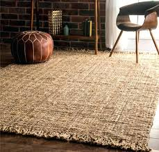 Jute And Chenille Area Rug Fantastic Fabulous 8 X 10 Jute Rug Area Rugs Coir By Chenille