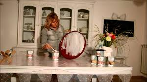 Tessuti Shabby Chic On Line by Tutorial Decora Facile Youtube