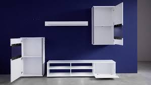 Wohnzimmerschrank Ohne Fernseher Swing Weiß Wohnzimmerschränke Vitrinen Mit Glasfront