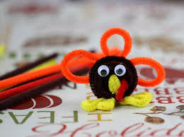 how to make a turkey out of a pine cone thanksgiving crafts 30 crafts to try with your kids thrifty