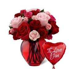 cheap balloon delivery my heart to yours balloon bouquet at send flowers