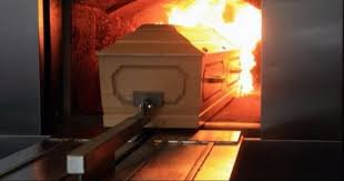 human cremation the process of cremation of the human
