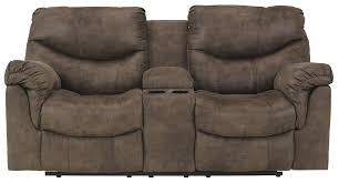 4 Seat Reclining Sofa by Furniture Ashley Furniture Microfiber Couch Rocking Recliner
