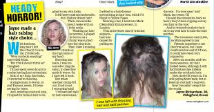 jayne hair extensions heady horror real hair extension damage saved by glenn