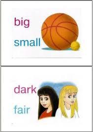 free opposites worksheets funnycrafts