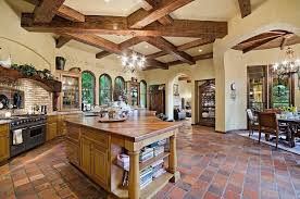 tile flooring ideas for kitchen 35 luxury mediterranean kitchens design ideas designing idea