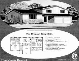 tri level house plans 1970s mid century house plans luxury 1970s house plans beautiful tri level