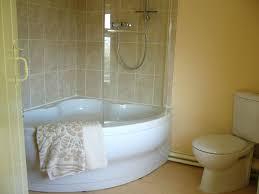 one piece bath shower combo bathtub one piece surround bathroom full size of pheasant cottage corner bath with independent shower unit http rigsbywoldholidaycottagesuk one piece tub