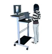 Computer Stands For Desks Computer Stands For Desk Clicktoadd Me
