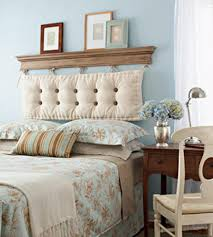 Do It Yourself Headboard Headboards Us House And Home Real Estate Ideas
