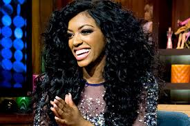 who is porsha williams hair stylist real housewives of atlanta star porsha williams shows off her