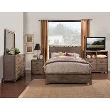 alpine furniture 1700 02 sydney 2 drawer nightstand in weathered