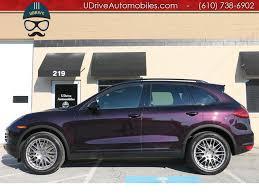 Porsche Cayenne Roof Rack - 2012 porsche cayenne 6 spd nav pano htd sts 20s clean carfax