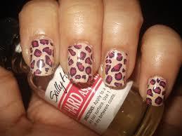 zebra pattern nail art leopard print nail design nail designs hair styles tattoos and