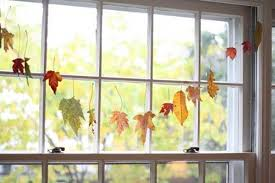 Decorating With Fall Leaves - autumn decorations home fabulous fall home tour at the everyday