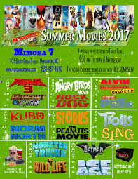 marquee cinemas summer kids series