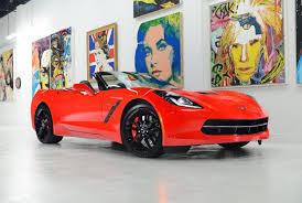 corvette convertible stingray corvette stingray z51 convertible car rental miami miami