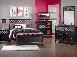 Girls Bedroom Furniture Sets Deriving Comfort And Relaxation With Black Bedroom Furniture Set