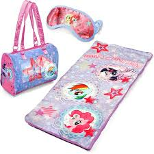 my pony purse my pony sleepover nap mat with purse and bonus eye mask