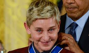 Ellen Meme - ellen degeneres receives presidential medal of freedom