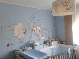 accessoire chambre bébé peinture chambre bébé garçon deco