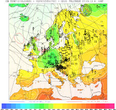 Snow Depth Map Ant Veal U0027s Greatweather For Uk Weather Forecasts Satellite