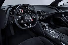 Audi R8 Interior - official audi r8 v10 rws limited to 999 gtspirit