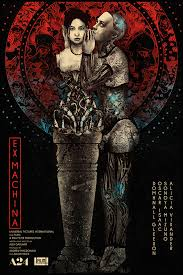 Ex Machina by Ex Machina Archives Home Of The Alternative Poster