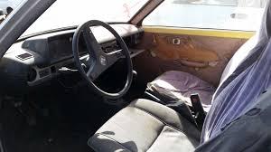 1982 Toyota Pickup Interior Junkyard Find 1982 Toyota Starlet