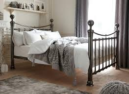 Iron King Bed Frame Wrought Iron Bed Frame King Chatel Co
