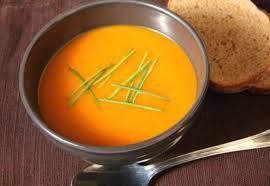 cuisiner courge butternut recette soupe de courge butternut à la coriandre fraîche 750g