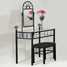 Metal Vanity Stool Vanity Set With Stool Foundry By Crown Mark Wilcox Furniture