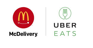 mcdonalds e gift card win 25 gift card ubereats global delivery day brings mcdonald s