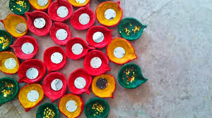 a creative project how to make clay terracotta diyas or lamps for