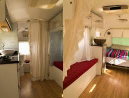 Airstream Custom Interiors 7 Remodeled Airstream Trailers For Sale In The U S