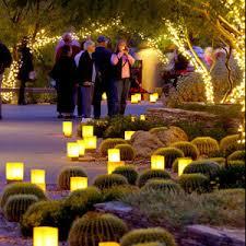 christmas light displays in phoenix 9 must see christmas lights displays las noches de las luminarias
