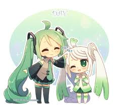 Leek Meme - miku and leek gijinka moe anthropomorphism know your meme