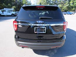 Ford Explorer Exhaust - 2017 new ford explorer fwd at landers serving little rock benton