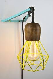 wall lighting bracket hook frame pendant hanging light l holder