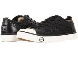 s footwear australia ugg australia s evera glitter sneaker shoes chagne