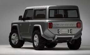 Ford Bronco Lifted Mud Truck - 2018 ford bronco release date specs u0026 price